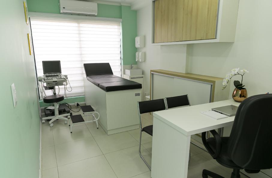 Sala de Exame Sanvena