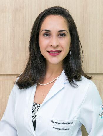 Dra. Fernanda Reis Gomes - Diretora Técnica Médica - Clínica Sanvena